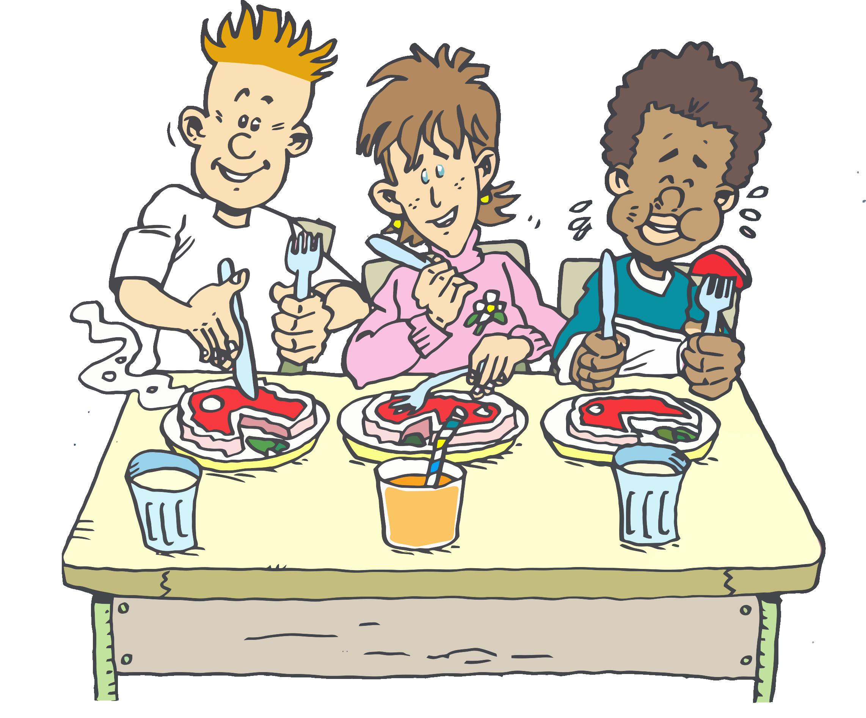 Trabajo En Comedores Escolares - Hogar Y Ideas De Diseño - Feirt.com